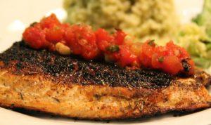 Blackened Fish Recipe