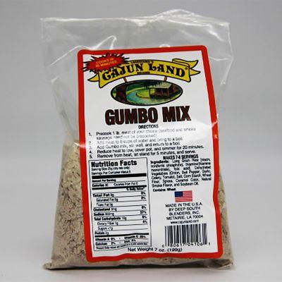 Cajun Land Gumbo Mix