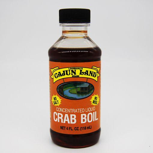 Cajun Land Concentrated Liquid Crab Boil