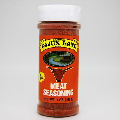 Cajun Land Meat Seasoning
