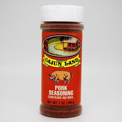 Cajun Land Pork Seasoning