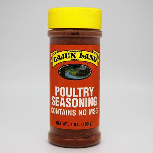 Cajun Land Poultry Seasoning