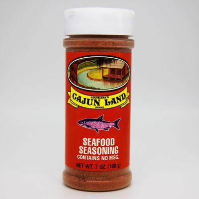 Cajun Land Seafood Seasoning
