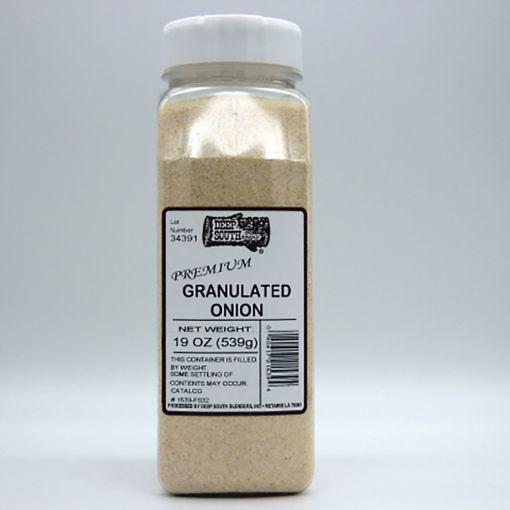 Deep South Blenders Granulated Onion