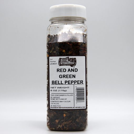 Deep South Blenders Red and Green Bell Pepper
