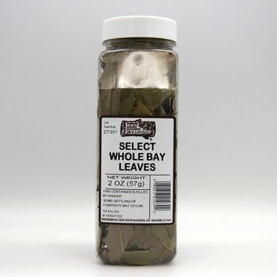 Deep South Blenders Select Whole Bay Leaves