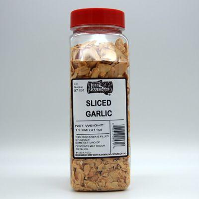 Deep South Blenders Sliced Garlic