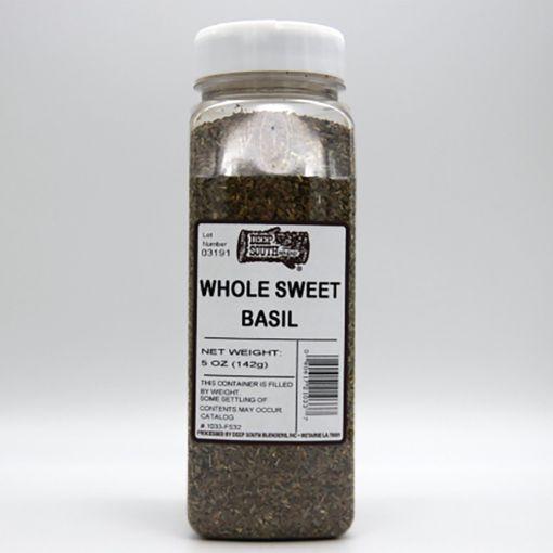 Deep South Blenders Whole Sweet Basil