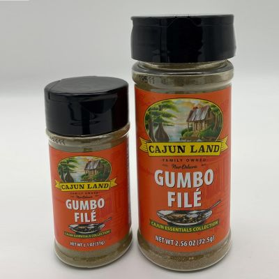 Cajun Land Gumbo File Family