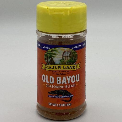 Cajun Land Old Bayou Seasoning Blend