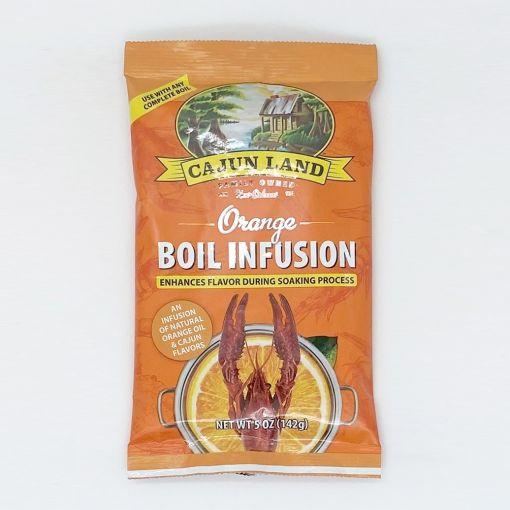 Cajun Land Orange Boil Infuison