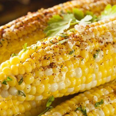 Fresh Cajun Corn