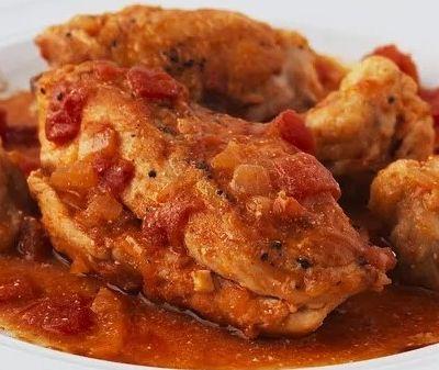 Cajun Chicken Over Rice